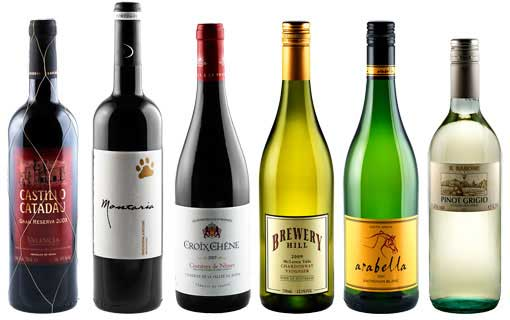 Save £40 on a £60 case of wine